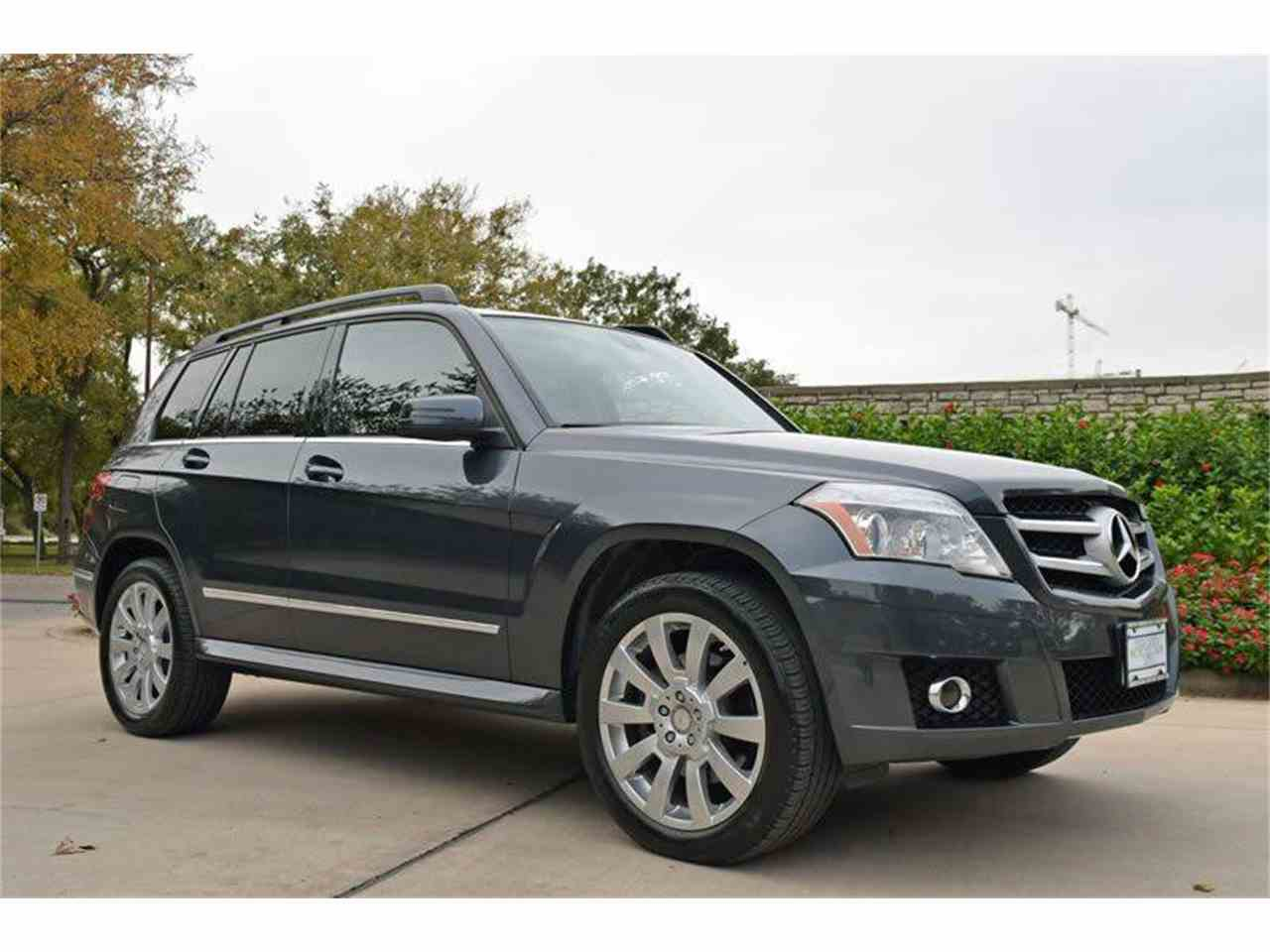 2010 mercedes benz glk350 for sale cc for Mercedes benz ft worth