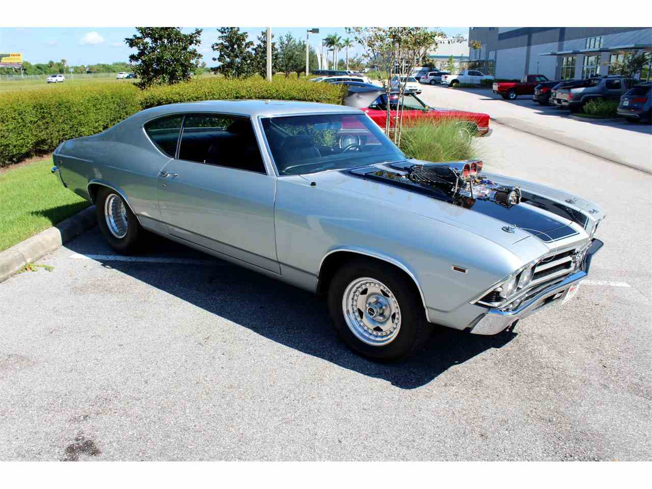 Large Picture of '69 Chevelle - MEI0