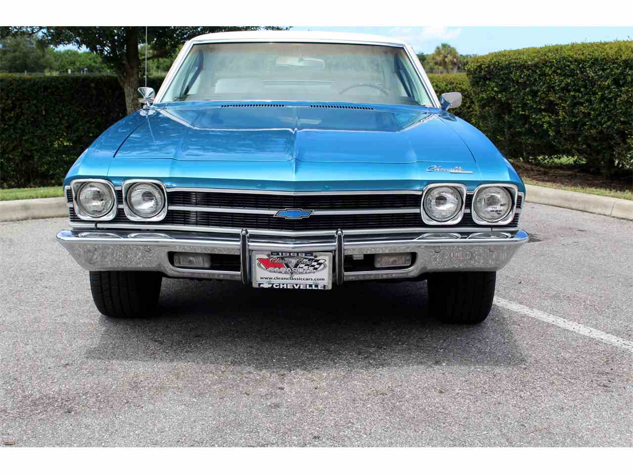 Large Picture of '69 Malibu - MEI2