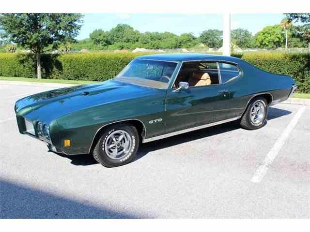 1970 Pontiac GTO | 1045228