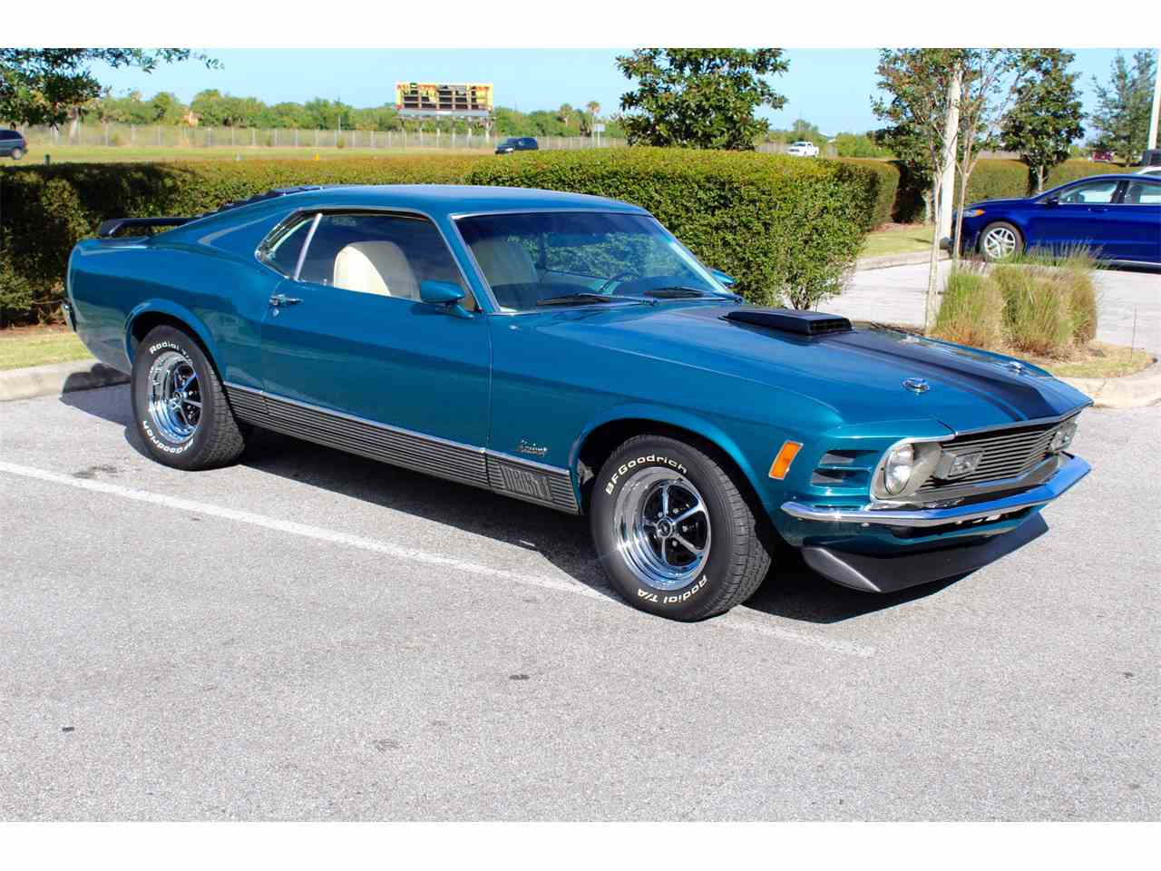 Large Picture of '70 Mustang - MEI5