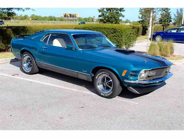 1970 Ford Mustang | 1045229
