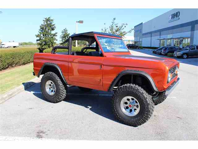 Cars For Sale In Louisville Ky >> 1974 Ford Bronco for Sale on ClassicCars.com