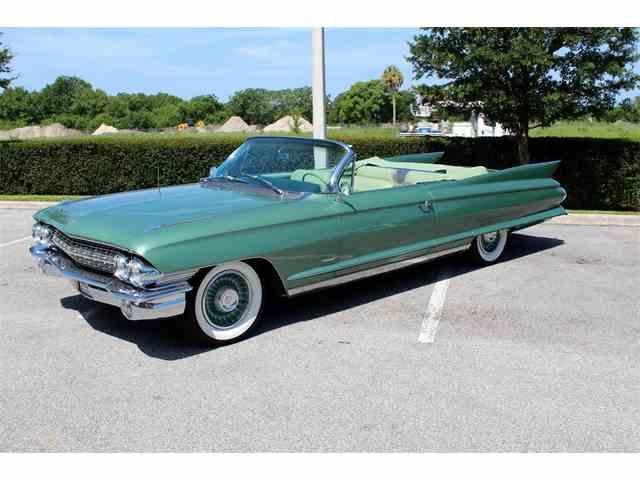 1961 Cadillac DeVille | 1045242