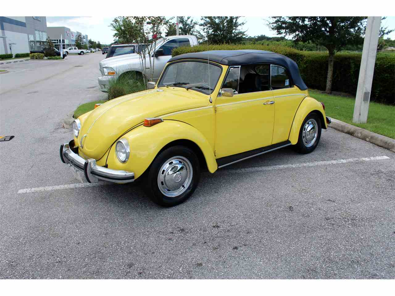 1971 volkswagen beetle for sale cc 1045244. Black Bedroom Furniture Sets. Home Design Ideas