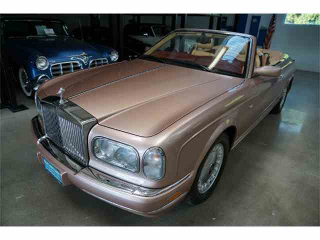 Picture of 2001 Rolls-Royce Corniche located in Santa Monica California - $85,500.00 Offered by West Coast Classics - MAVH