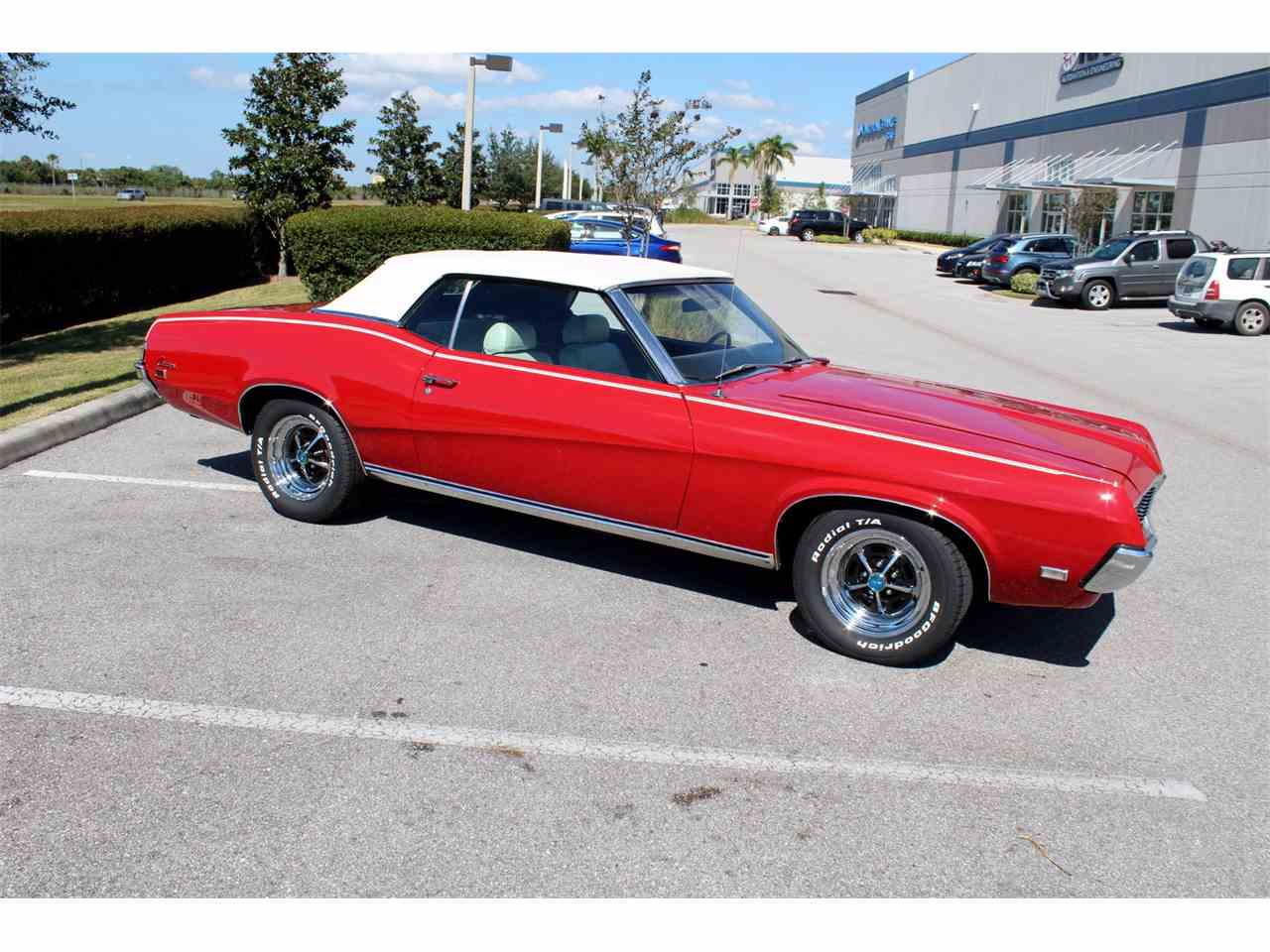 Large Picture of Classic 1969 Mercury Cougar located in Florida - $27,500.00 - MEIR