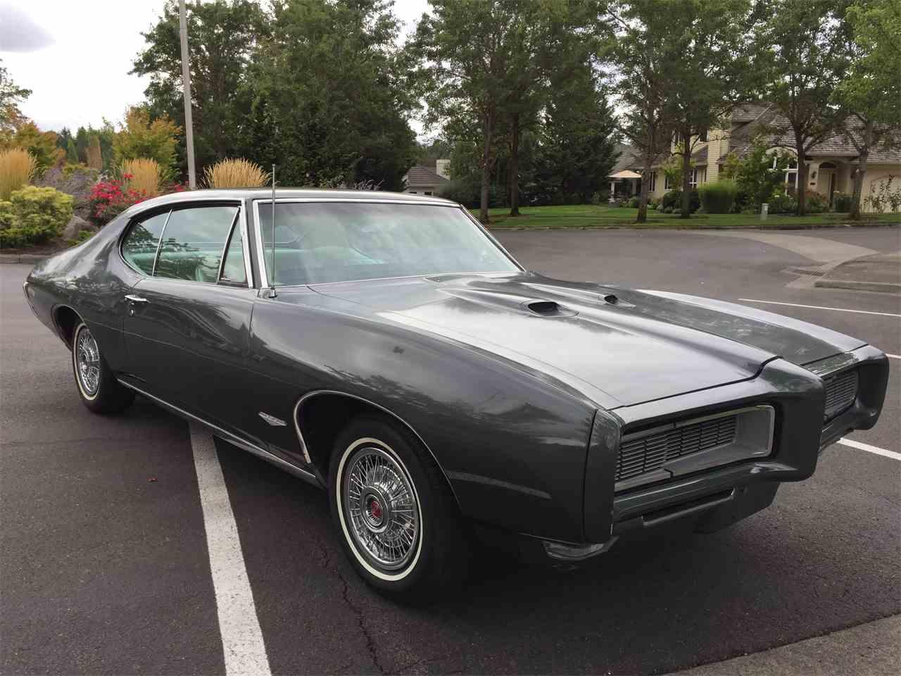 1968 Pontiac Tempest GTO Clone – Pacific Classics