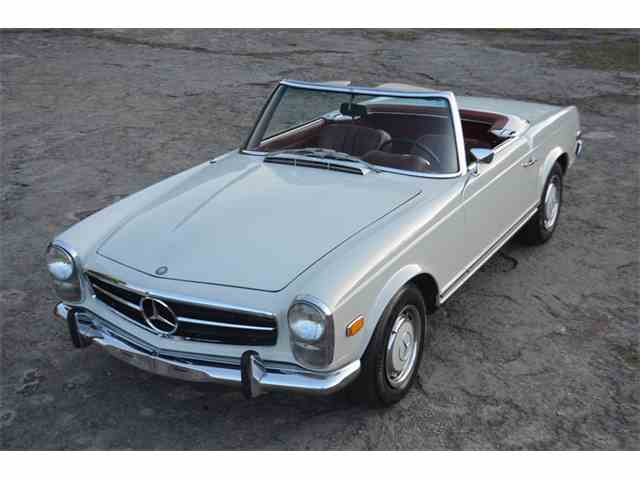 1969 Mercedes-Benz 280SL | 1045265
