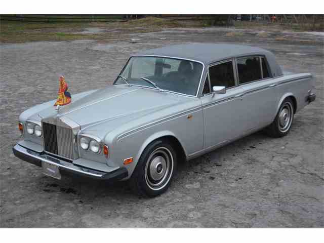 Picture of '79 Silver Wraith - MEJA
