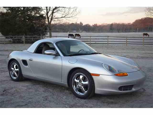 1999 Porsche Boxster | 1045273