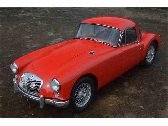 1957 MG MGA | 1045274