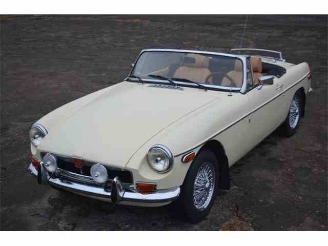 Picture of '74 MGB - MEJJ