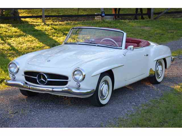 Picture of '60 190SL - MEJM