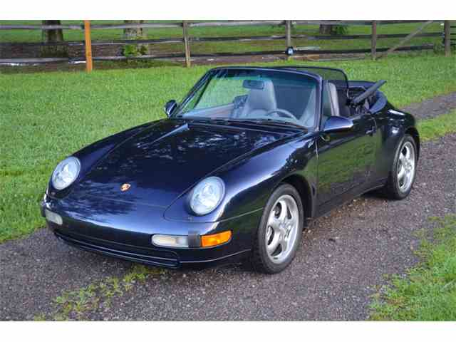 1996 porsche 911 for sale on. Black Bedroom Furniture Sets. Home Design Ideas