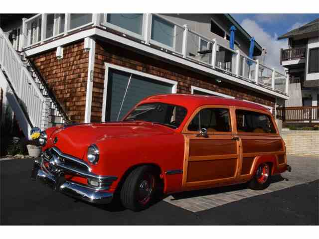 1950 Ford Woody Wagon | 1045291