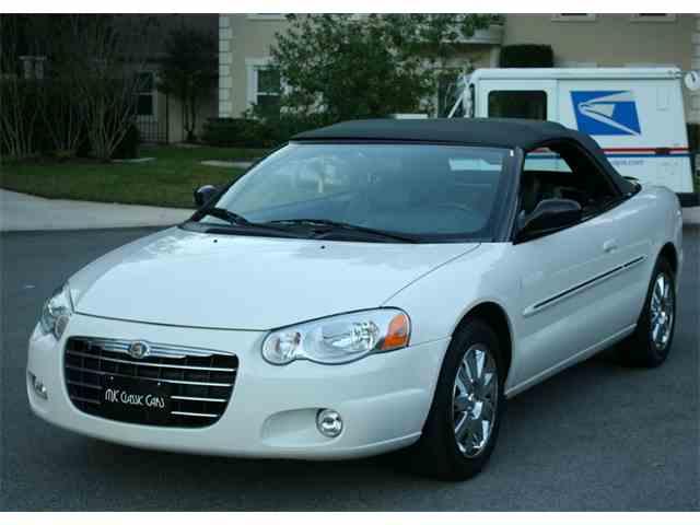 2004 Chrysler Sebring | 1045317