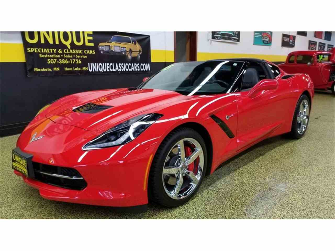 Large Picture of '15 Corvette Coupe 3LT - MEL0