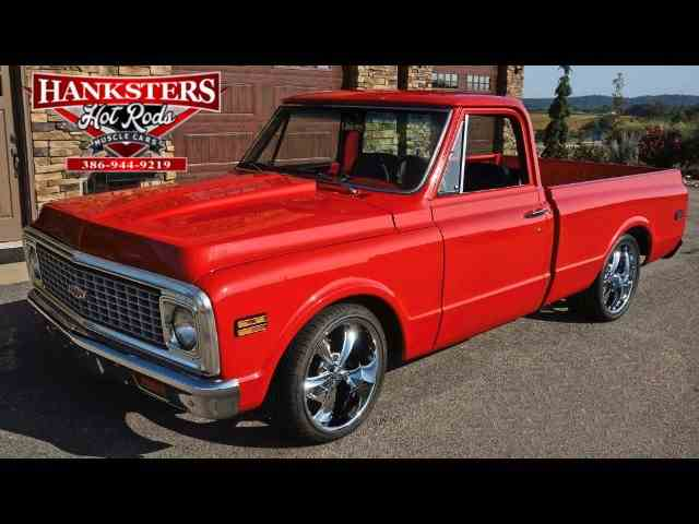 Picture of 1971 Pickup Offered by Hanksters Muscle Cars - MEL4