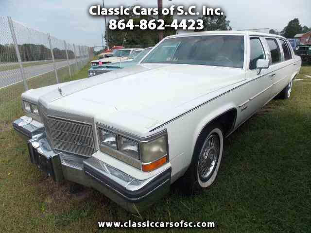 Picture of '83 Cadillac Limousine Offered by Classic Cars of South Carolina - MEL7
