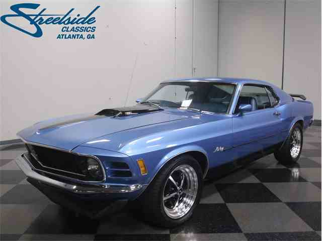 Picture of '70 Mustang - MELF