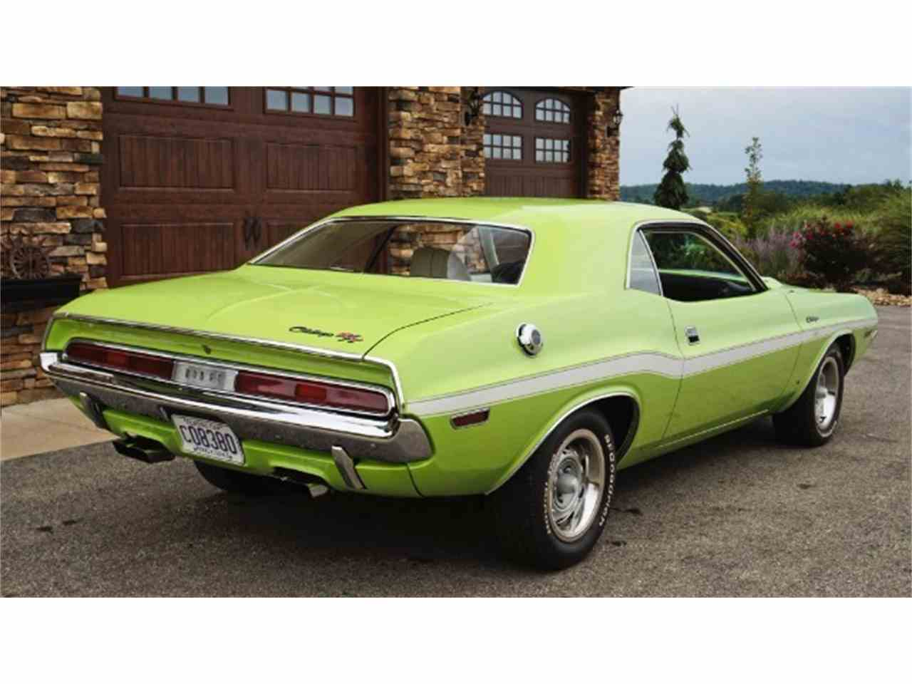 Large Picture of '70 Challenger - MELH