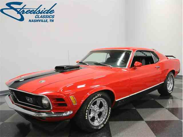 Picture of '70 Mustang - MELY
