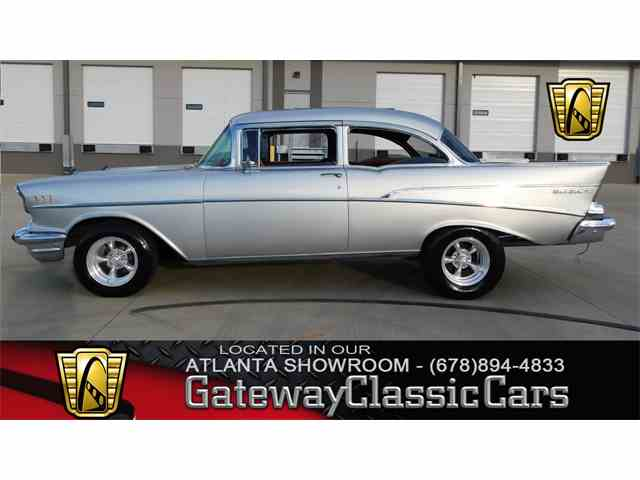 Picture of 1957 Chevrolet Bel Air located in Alpharetta Georgia - MEM2