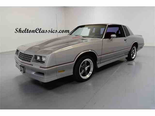 Picture of '85 Monte Carlo SS - MEMA