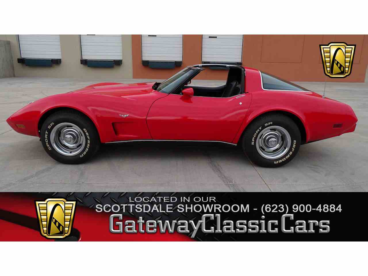 Large Picture of '78 Corvette - MEMC