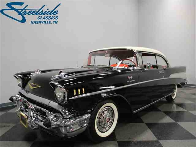 Picture of '57 Bel Air Offered by Streetside Classics - Nashville - MEMI