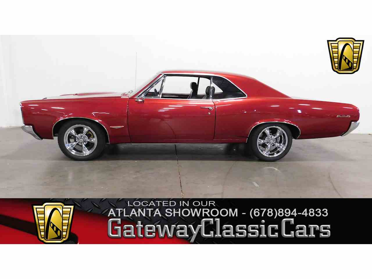 Large Picture of Classic '66 Pontiac GTO located in Georgia - $74,000.00 Offered by Gateway Classic Cars - Atlanta - MEMK
