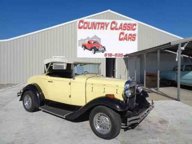 Picture of 1931 Ford Model A located in Staunton Illinois - $18,750.00 - MEML