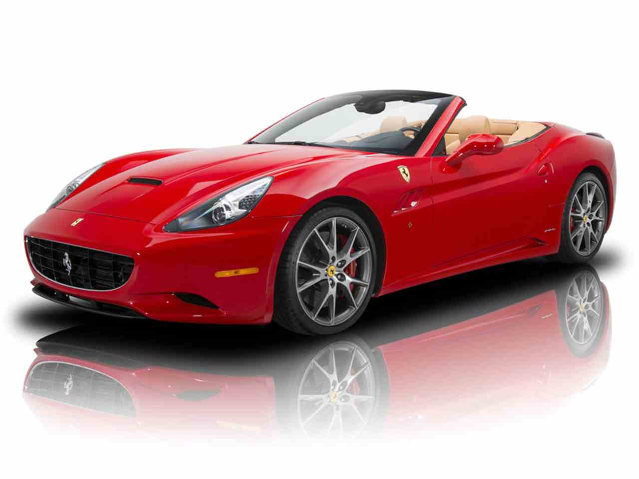 2010 Ferrari California for Sale - CC-1045394