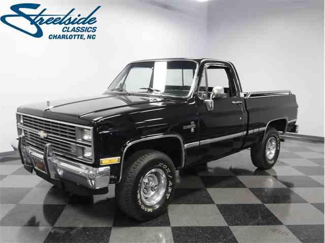 1984 Chevrolet K-10 | 1045397