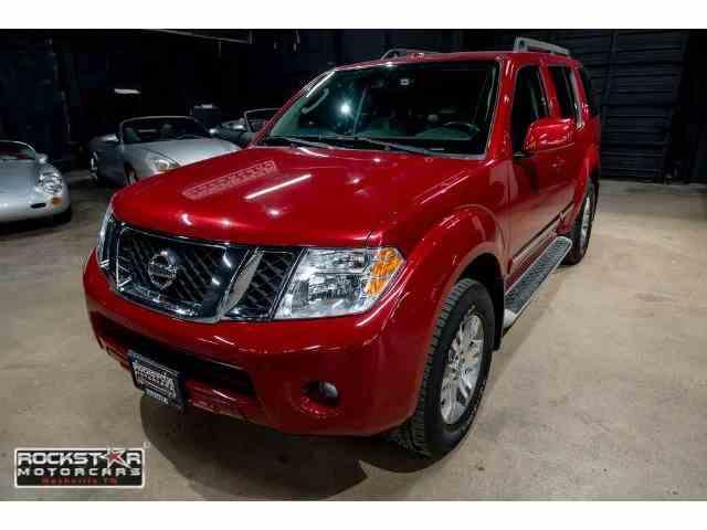 2011 Nissan Pathfinder   1045398