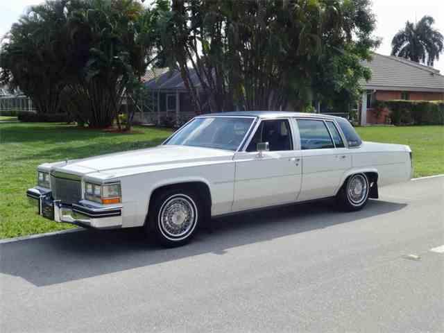 1984 Cadillac Sedan DeVille | 1040540