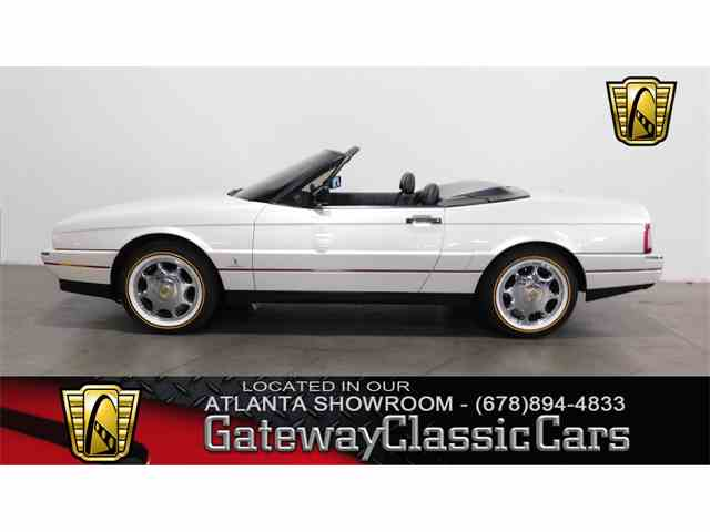 Picture of 1990 Cadillac Allante located in Georgia - $14,995.00 - MEMX