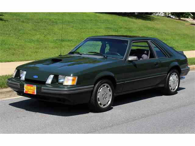 1985 Ford Mustang | 1045422