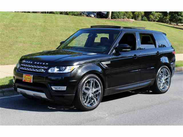 Picture of 2015 Range Rover located in Maryland Offered by Flemings Ultimate Garage - MENK