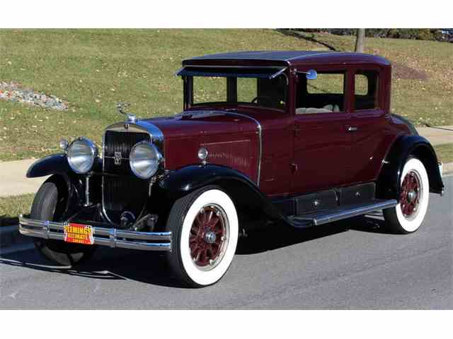 Picture of 1929 Cadillac 341-B located in Rockville Maryland - MENQ