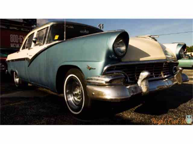 Picture of 1956 Ford Fairlane located in Miami Florida Offered by Sobe Classics - MENR