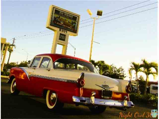 Picture of Classic '56 Fairlane Offered by Sobe Classics - MENS