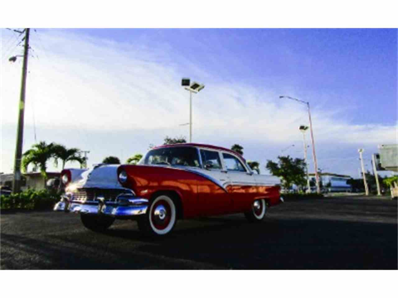 Large Picture of '56 Fairlane - MENS