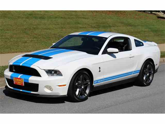 2012 Ford Mustang Shelby GT500 | 1045433