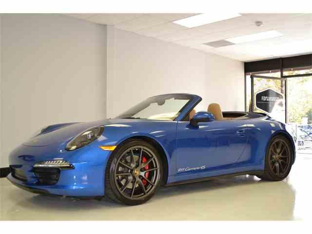 2014 Porsche 911   1040544