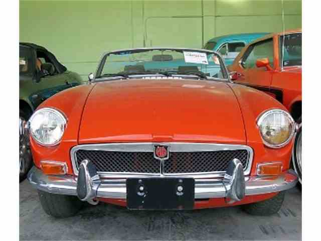 Picture of '74 MGB - MEO1