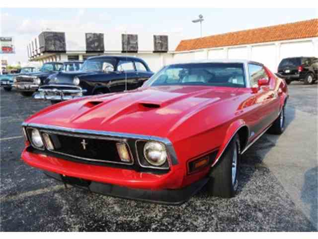 1973 Ford Mustang | 1045443