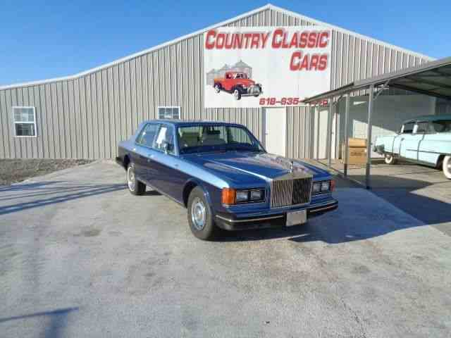 1981 Rolls-Royce Silver Spur | 1045455