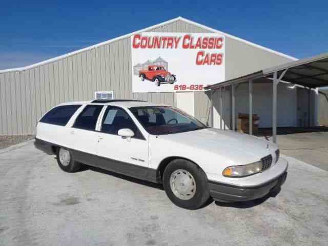 1991 Oldsmobile Custom Cruiser | 1045461